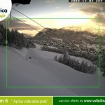 Valtellina Webcam Dicembre 2008